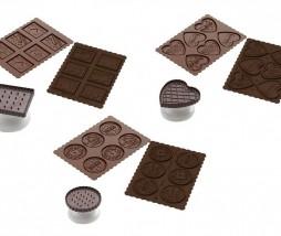 Galletas con chocolatina