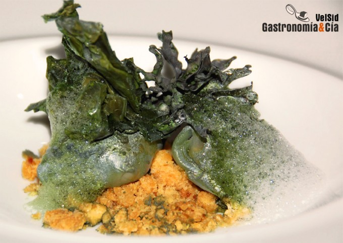 El plancton marino que Ángel León ha introducido en la cocina está aceptado como alimento