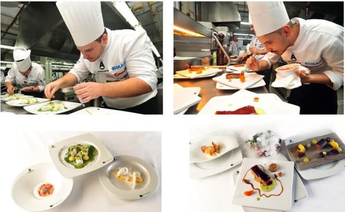 Semifinalistas del Concurso Cocinero del Año 2016