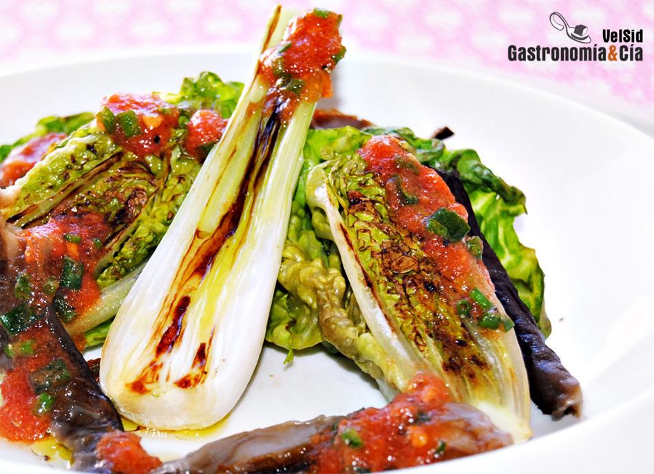 Recetas de ensaladas templadas for Las mejores ensaladas