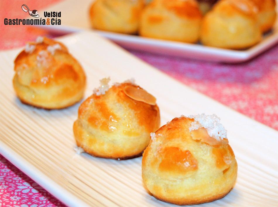 Recetas con pasta choux dulces y saladas gastronom a c a Tapas francesas