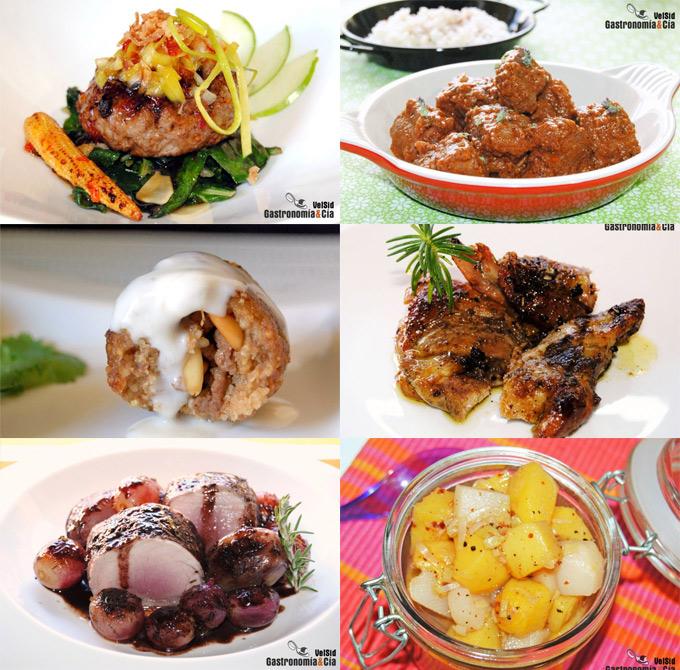 Recetas con pimienta de Jamaica