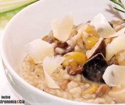 Recetas de risotto vegetarianas