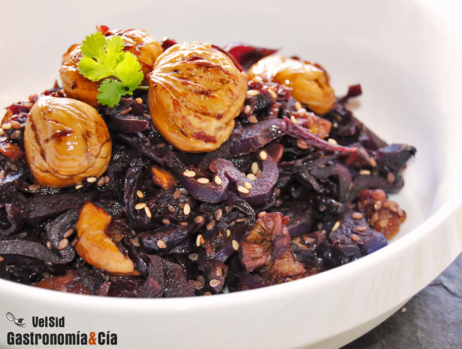 Recetas de col lombarda para guarnici n for Cocinar col lombarda