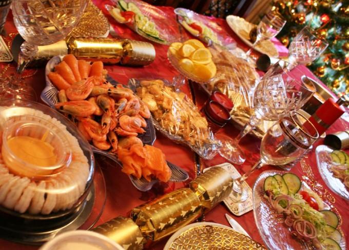 El desperdicio de comida en navidad gastronom a c a - Comida para navidad facil ...
