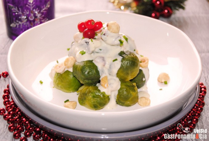 Platos vegetarianos Navidad