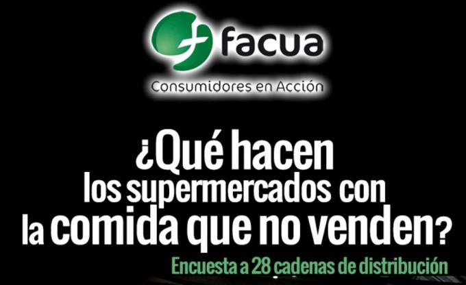 Desperdicio de alimentos en España