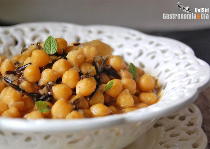 Recetas con garbanzos para el lunes sin carne for Comidas rapidas sin cocinar