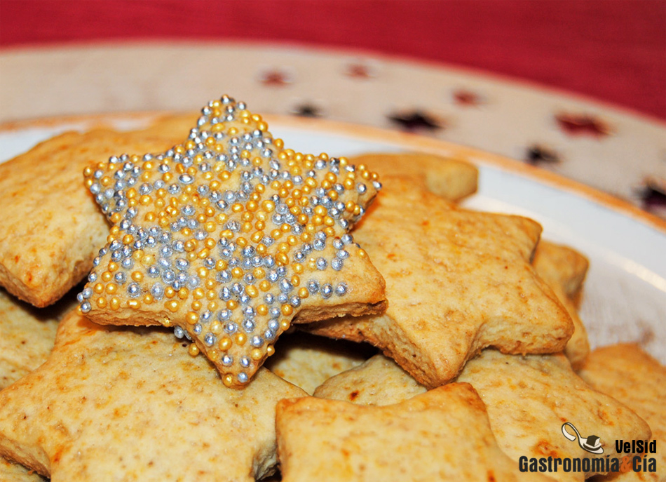 Recetas f ciles de galletas para hacer con ni os en - Comida para navidad facil ...