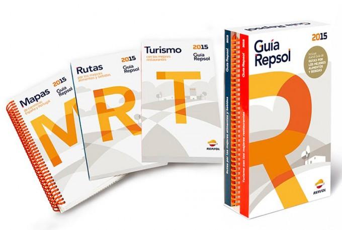 Guía Repsol España 2015