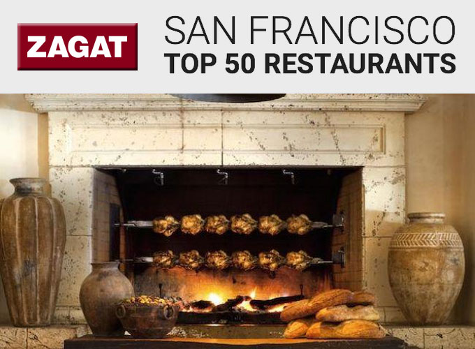 Zagat San Francisco
