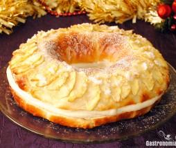 Roscón de Reyes tradicional, Royaume, Galette des Rois, Roscón de Reyes relleno...