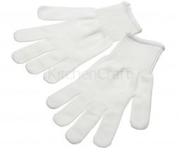 Dough kneading gloves