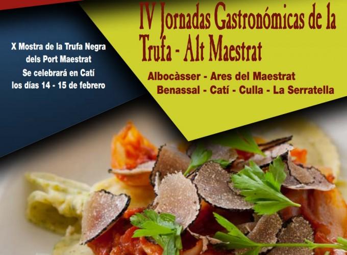 Jornadas Gastronómicas de la Trufa 2015