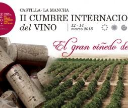 Cumbre Internacional del Vino de Castilla-La Mancha