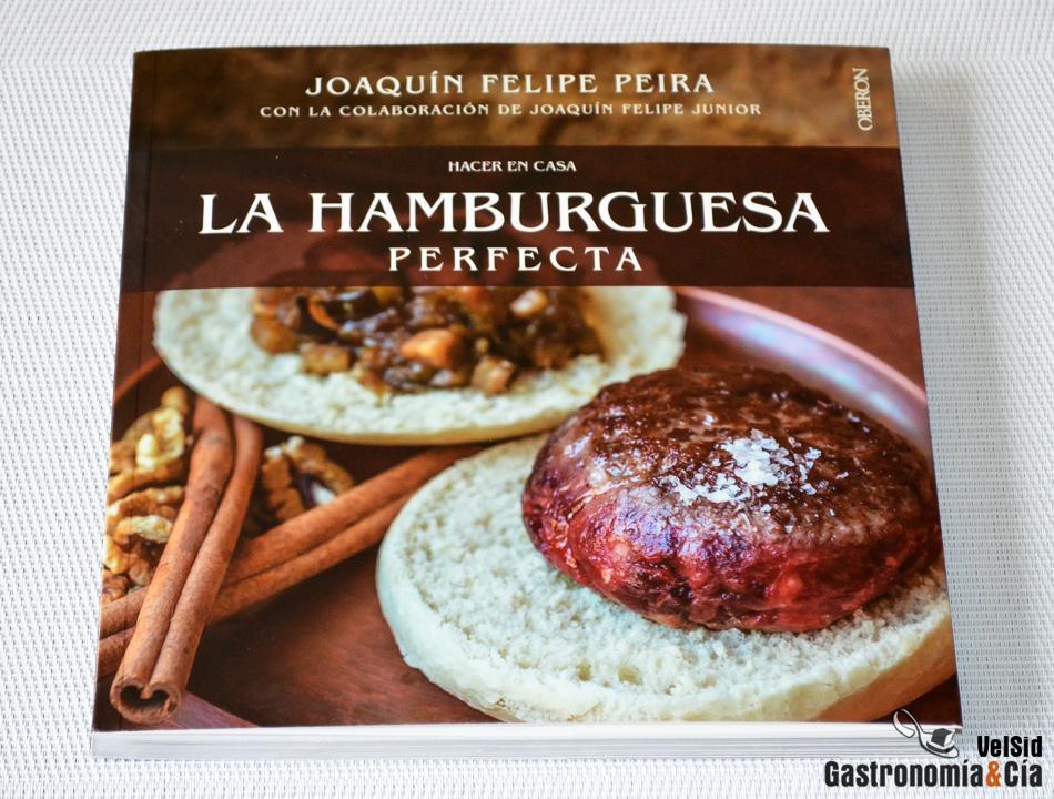 Hacer en casa la hamburguesa perfecta. Libro