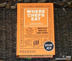 Where Chefs Eat, los restaurantes favoritos de los chefs