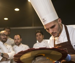 España en el World Chocolate Masters 2015