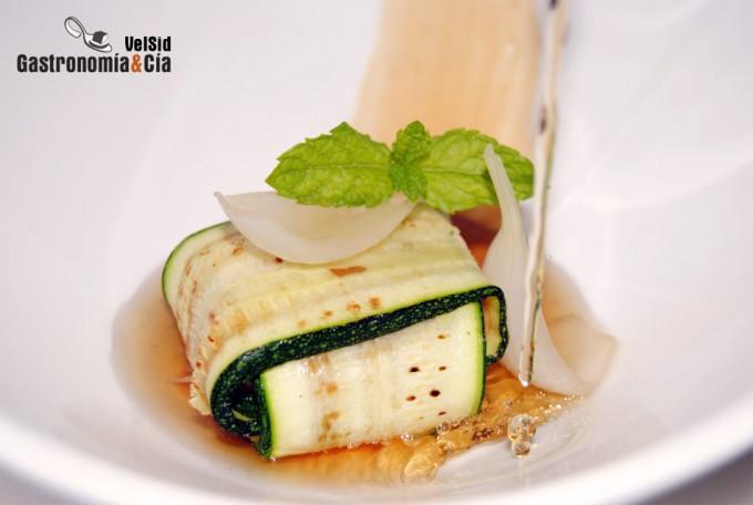 Recetas de pescados y carnes para el men de san valent n - Platos gourmet con pescado ...