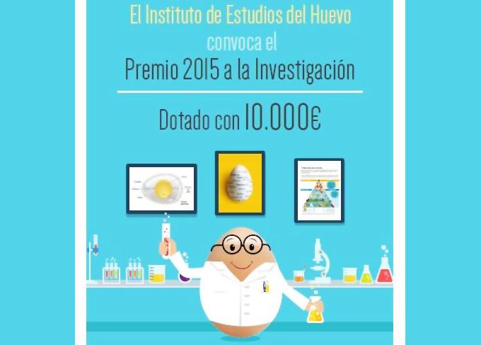Premio a la Investigación del Instituto de Estudios del Huevo