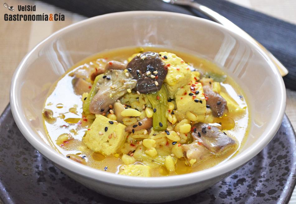 Sopa de tofu trigo tierno y setas - Como hacer sopa de setas en minecraft ...