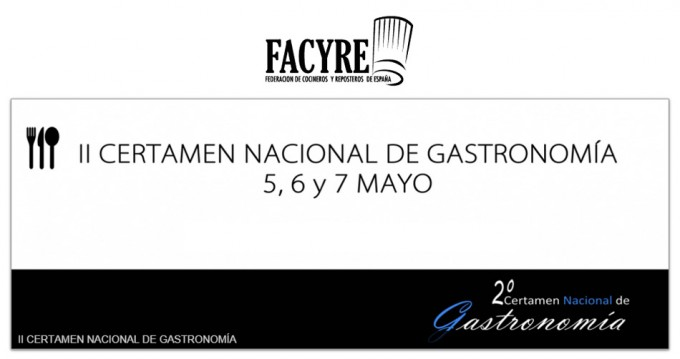 2º Certamen Nacional de Gastronomía
