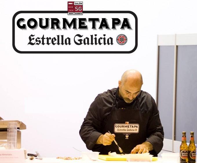 GourmeTapa Estrella Galicia