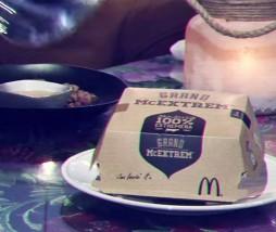 Hamburguesa de Dani García en McDonald's