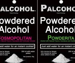 Alcohol en polvo