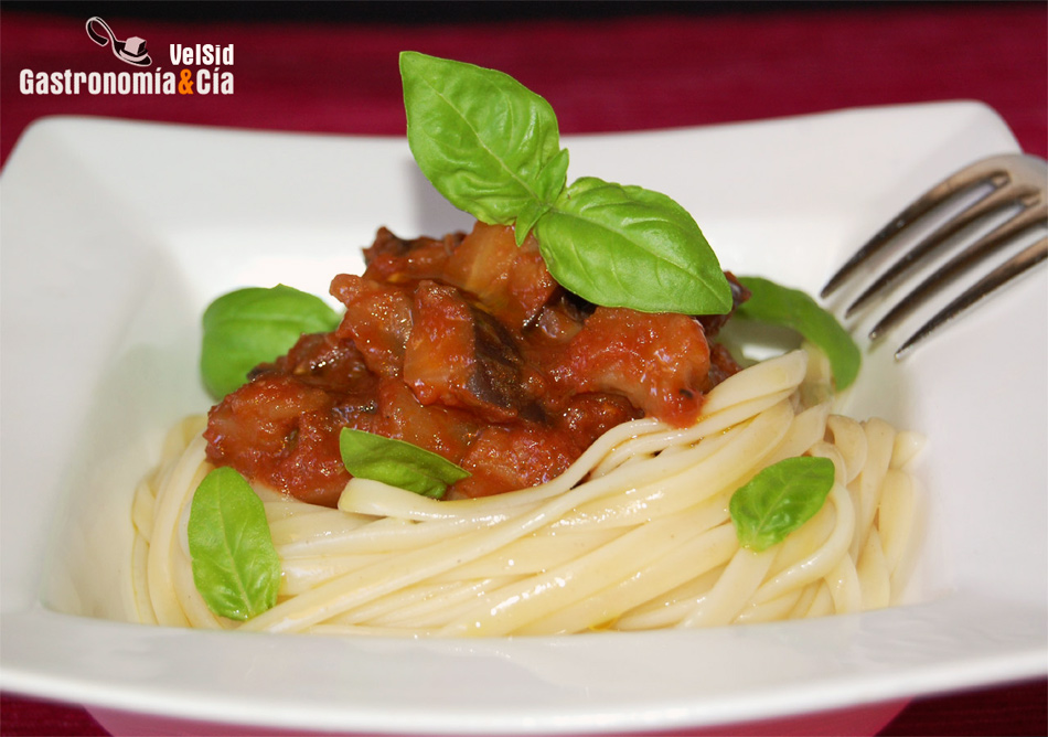 truco de cocina: emplatar espaguetis | gastronomía & cía
