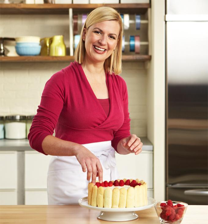 La reposter a de anna olson en canal cocina gastronom a for Canal cocina cocina de familia