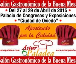 Salón Gastronómico Oviedo
