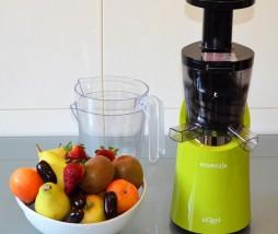 Extractor de zumos Essenzia Green de siQuri