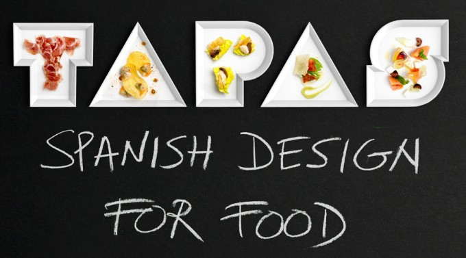 Tapas Spanish Design for Food