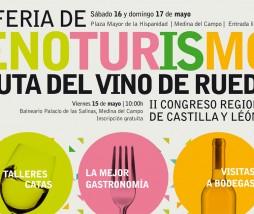 Feria de Enoturismo de la Ruta del Vino de Rueda