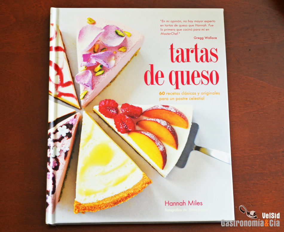 Tartas de queso. Libro de recetas