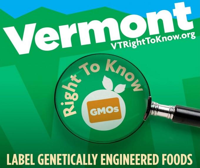 Ley del etiquetado transgénico de Vermont