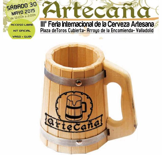 Artecaña, la Feria Internacional de la Cerveza Artesana