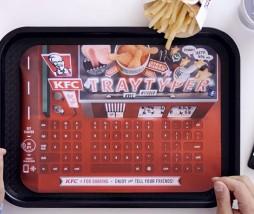 KFC Bandeja Typer
