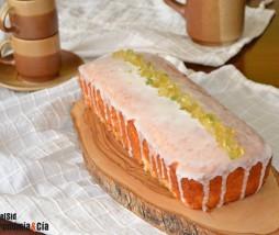 Pound cake de limón
