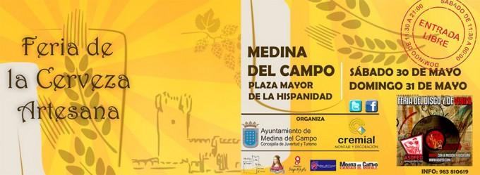 Feria de la Cerveza Artesana de Medina del Campo