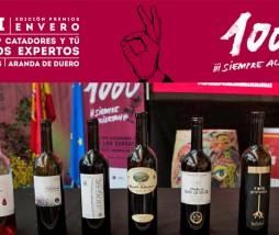 Premios Envero 2015. Ganadores