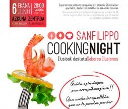 Fundación Stop Sanfilippo y cocineros vizcaínos