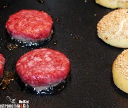 Molde para hamburguesas con dos tapas