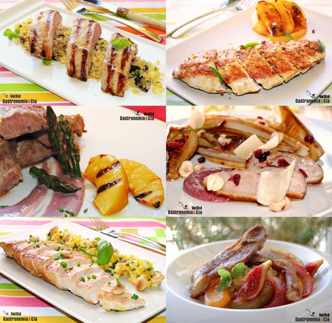 Doce recetas de carne con guarnici n de fruta - Guarniciones para carne en salsa ...