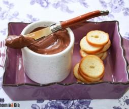 Crema de cacao para dieta