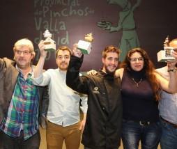 Concurso Provincial de Pinchos de Valladolid 2015