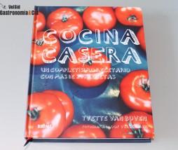 Libro Cocina Casera