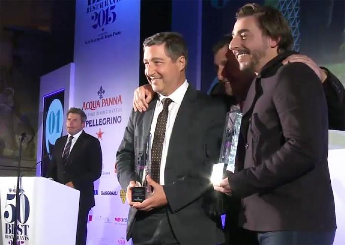 El Celler de Can Roca (España) es el Mejor Restaurante del Mundo 2015