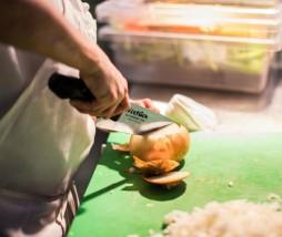 Cuchillos de cocina personalizados